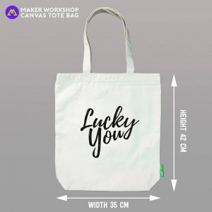 Lucky You Tote Bag