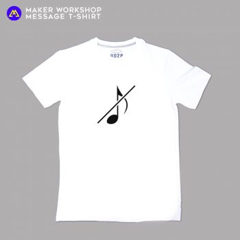 MUTE Message T-Shirt