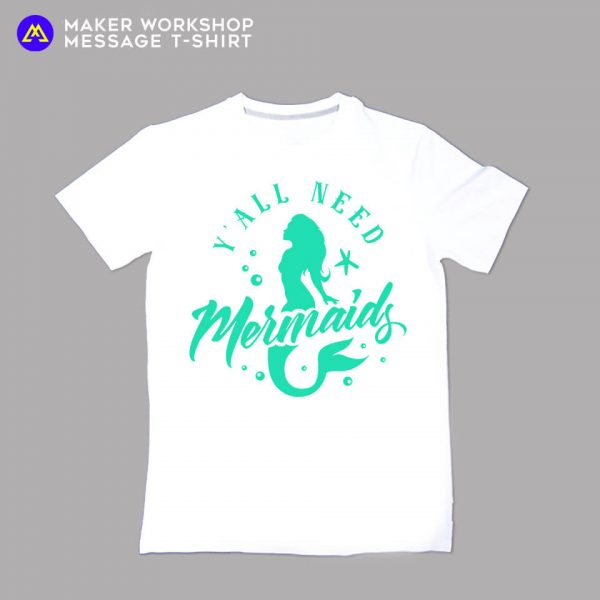Y'ALL NEED MERMAID
