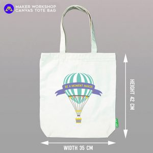 Be a Moment Maker Tote Bag